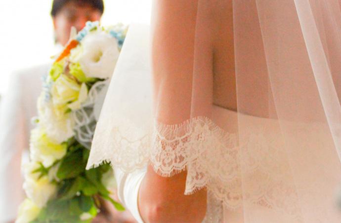 結婚式をつるすべ肌で迎えるために♡式の2週間前でもOKな脱毛の裏ワザ◎