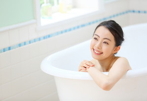 アロマのお風呂で特別な時間を!今日も頑張った自分へのご褒美に♡