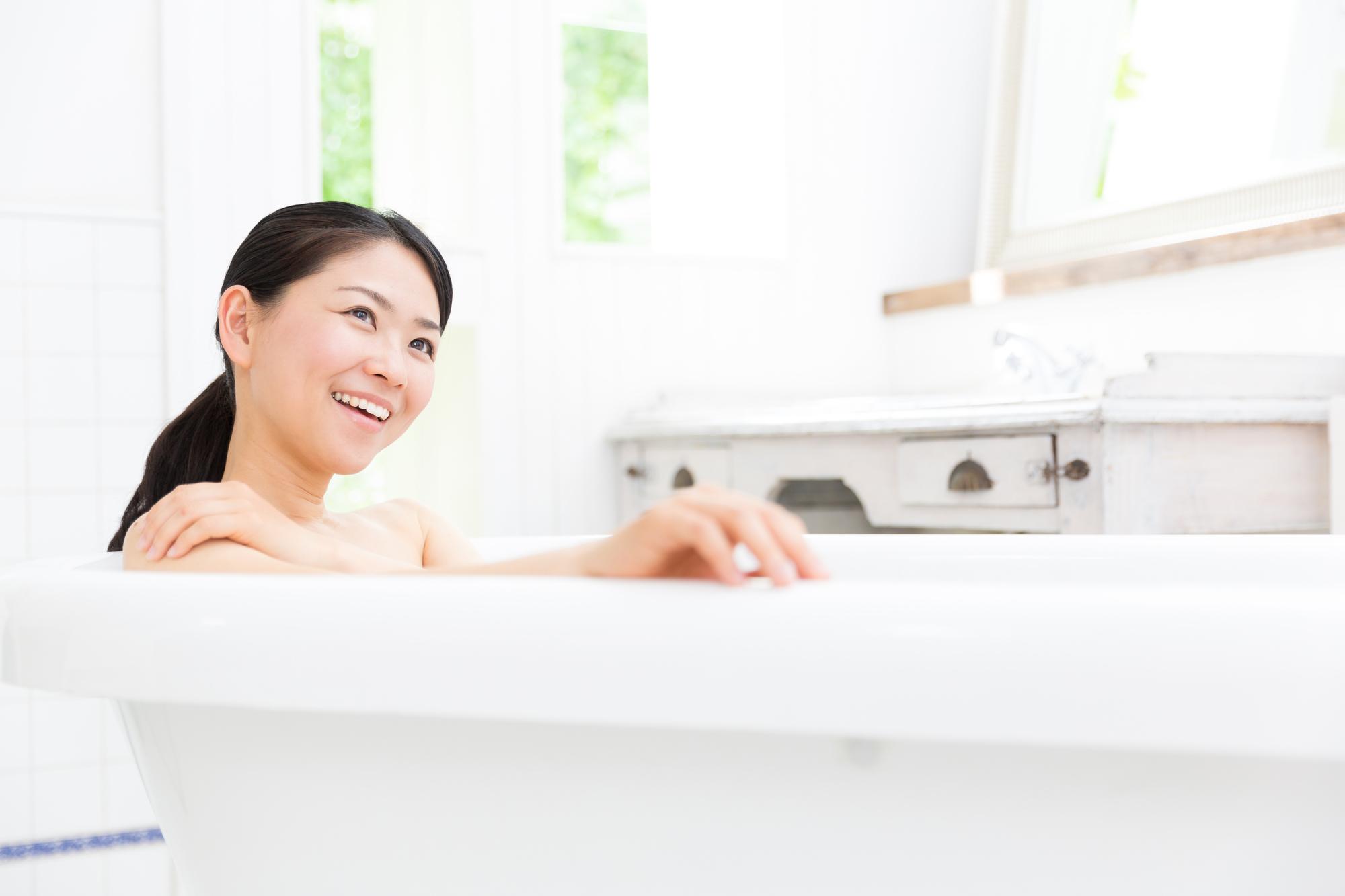風邪、偏頭痛・・・そんな時はお風呂には入らない方がいい?