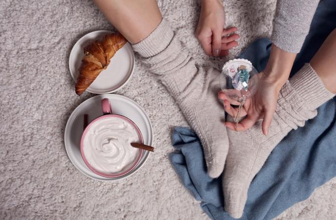 2016年秋冬コーデは靴下がポイント◎おしゃれはやっぱり足元から♡